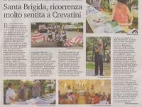 Incontri culturali - Santa Brigida 2021
