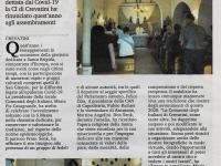 Messa in onore di Santa Brigida